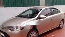 Bán xe Toyota Vios sản xuất năm 2015, màu vàng giá 400 triệu tại Vĩnh Phúc
