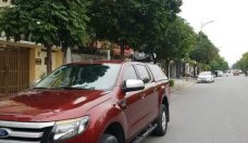 Chính chủ bán Ford Ranger 2014, màu đỏ, nhập khẩu nguyên chiếc giá Giá thỏa thuận tại Hà Nội