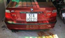 Cần bán xe BMW 3 Series 325i sản xuất năm 2004, màu đỏ, nhập khẩu chính chủ giá 270 triệu tại Khánh Hòa
