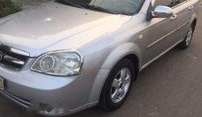 Bán xe Daewoo Lacetti đời 2009, màu bạc số sàn giá 205 triệu tại Gia Lai
