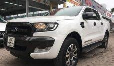 Bán Ford Ranger Wildtrak năm sản xuất 2016, màu trắng chính chủ giá 775 triệu tại Hà Nội