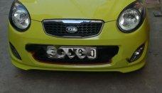 Cần bán xe Kia Morning SX 1.1 AT Sportpack sản xuất năm 2010, màu xanh lam   giá 240 triệu tại Thanh Hóa
