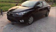 Bán xe Toyota Vios E đời 2015, màu đen giá 398 triệu tại Hải Phòng
