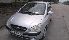 Bán xe Hyundai Getz đời 2009, màu bạc, xe nhập số sàn, giá chỉ 172 triệu giá 172 triệu tại Hà Nội