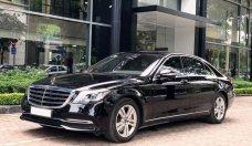 Bán ô tô Mercedes S450L đời 2018, màu đen, như mới giá 3 tỷ 699 tr tại Hà Nội