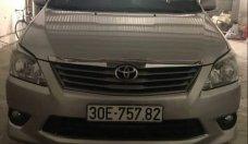 Bán xe Toyota Innova MT sản xuất năm 2013, màu bạc, sử dụng giữ gìn nhìn rất đẹp giá 470 triệu tại Hà Nội