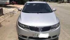 Cần bán lại xe Kia Forte SX 1.6 AT đời 2011, màu bạc  giá 400 triệu tại Tp.HCM