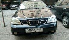 Cần bán lại xe Lacetti đời 2005, màu đen, điều hòa mát giá 130 triệu tại Hà Nội