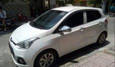 Bán xe Hyundai Grand i10 năm 2016, màu trắng, nhập khẩu ít sử dụng giá 310 triệu tại Tp.HCM