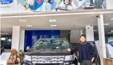 Cần bán xe Ford Explorer 2.3 Ecoboost đời 2019, đủ màu, nhập Mỹ, giá tốt, tặng Full phụ kiện. LH 0974286009 giá 2 tỷ 160 tr tại Hà Nội