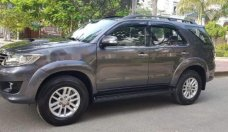 Gia đình cần bán lại xe Toyota Fortuner máy dầu, sơn còn rất mới, gầm còn đẹp giá 745 triệu tại Tp.HCM