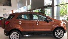 Cần bán xe Ford EcoSport Titanium 1.5 AT sản xuất năm 2019, màu đỏ, giá tốt giá 595 triệu tại Hà Nội