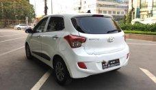 Cần bán lại xe Hyundai Grand i10 1.2 AT đời 2015, màu trắng, xe nhập chính chủ giá 365 triệu tại Hải Phòng