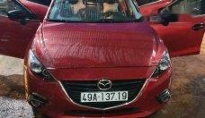 Cần bán gấp Mazda 3 năm sản xuất 2016, màu đỏ, một chủ mua từ mới giá 535 triệu tại Đắk Nông