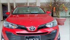 Cần bán Toyota Vios năm sản xuất 2019, màu đỏ giá 531 triệu tại Bắc Ninh