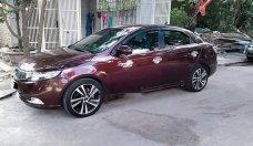 Cần bán gấp Kia Forte sản xuất 2011, màu đỏ xe gia đình giá 337 triệu tại Đà Nẵng