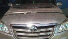 Bán Toyota Innova sản xuất năm 2015, màu bạc, xe gia đình giá 535 triệu tại Tp.HCM