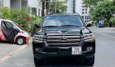 Cần bán Toyota Land Cruiser năm sản xuất 2016, màu đen, nhập khẩu   giá 3 tỷ 500 tr tại Tp.HCM