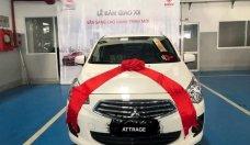 Bán ô tô Mitsubishi Attrage đời 2019, màu trắng, nhập khẩu, 375.5 triệu giá 376 triệu tại Đà Nẵng