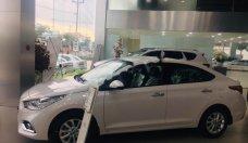 Bán xe Hyundai Accent 1.4 AT 2019, màu trắng, nhập khẩu giá 510 triệu tại Tp.HCM