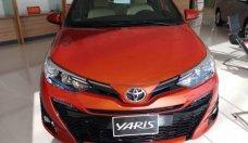 Bán xe Toyota Yaris 1.5G năm sản xuất 2019, nhập khẩu nguyên chiếc giá 640 triệu tại Tp.HCM