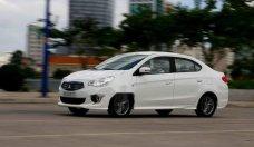 Bán xe Mitsubishi Attrage sản xuất 2019, màu trắng, xe nhập  giá 376 triệu tại Đà Nẵng