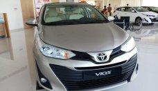 Bán Toyota Vios 1.5E CVT đời 2019, mới 100%, khuyến mãi khủng giao ngay giá 534 triệu tại Tp.HCM