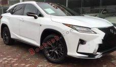 Bán Lexus RX 350 F Sport đời 2019, màu trắng, nhập khẩu Mỹ giá 4 tỷ 554 tr tại Hà Nội