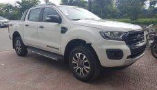 Bán Ford Ranger Wildtrak 2.0 4x2 Tubor 2019, màu trắng, nhập khẩu Thái giá 808 triệu tại Hà Nội