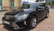 Chính chủ bán Toyota Camry 2.5Q 2018, màu đen giá 1 tỷ 150 tr tại Hà Nội