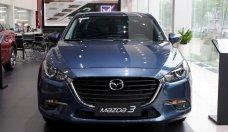 Cần bán Mazda 3 HB sản xuất 2019, màu xanh lam, tặng 1 BH thân vỏ, ưu đãi lên tới 20 triệu, hỗ trợ trả góp 85% giá 679 triệu tại Hà Nội