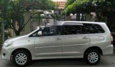 Bán Toyota Innova 2.0G đời 2014, màu bạc, chính chủ giá 515 triệu tại Hà Nội