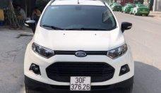 Bán Ford EcoSport Titalium - Black Edition đời 2016, màu trắng giá 530 triệu tại Hà Nội