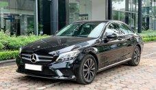 Xe Mercedes C200 sản xuất 2019, màu đen, chính chủ giá 1 tỷ 435 tr tại Hà Nội