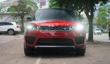 Bán xe LandRover Range Rover Sport HSE đời 2018, màu đỏ, xe nhập giá 6 tỷ 647 tr tại Hà Nội