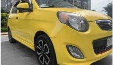 Cần bán Kia Morning SLX 1.0 AT đời 2011, màu vàng, nhập khẩu nguyên chiếc giá 268 triệu tại Hà Nội