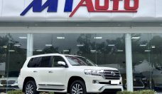 Bán xe Toyota Land Cruiser VXR sản xuất năm 2018, màu trắng, nhập Dubai 0941.68.6611 giá 6 tỷ 350 tr tại Hà Nội