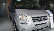 Bán xe Ford Transit sản xuất năm 2019, màu bạc giá 842 triệu tại Tp.HCM