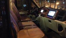 Cần bán xe Ford Transit Luxury sản xuất năm 2016, màu đen giá 820 triệu tại Hà Nội