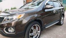 Bán Kia Sorento năm sản xuất 2013, màu nâu giá 620 triệu tại Tp.HCM