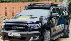 Bán xe Ford Ranger Wildtrak 3.2 4x4 đời 2017, màu đen   giá 820 triệu tại Tp.HCM