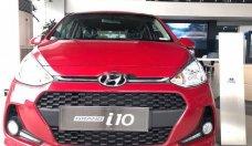 Bán Hyundai Grand i10 năm sản xuất 2019, màu đỏ giá 325 triệu tại Tp.HCM