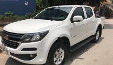 Cần bán lại xe Chevrolet Colorado LT 2.5L 4x2 AT đời 2018, màu trắng, xe nhập còn mới, giá 600tr giá 600 triệu tại Hà Nội