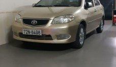 Bán xe Toyota Vios 2004, màu vàng, 210 triệu giá 210 triệu tại BR-Vũng Tàu