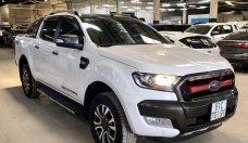 Bán Ford Ranger Wildtrak 3.2L 4x4 AT đời 2016, màu trắng, nhập khẩu nguyên chiếc, giá tốt giá 725 triệu tại Tp.HCM
