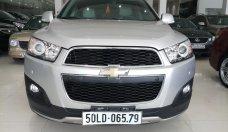 Bán xe Chevrolet Captiva LTZ 2.4 AT đời 2015, màu bạc, odo mới 62k, biển SG giá 545 triệu tại Tp.HCM