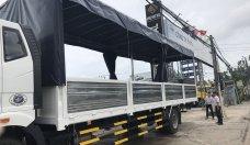 Xe tải Faw thùng dài 9m7 thùng mui bạt, mui kín, thùng chở bia, chở pallet, chở mút xốp giá 975 triệu tại Bình Dương