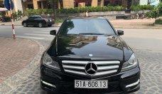 Bán Mercedes C300 AMG 2013, màu đen giá 736 triệu tại Hà Nội