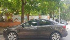Cần bán gấp Kia Cerato AT 2011, màu xám giá 365 triệu tại Hà Nội