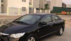 Cần bán xe Honda Civic AT đời 2010, màu đen   giá 358 triệu tại Hà Nội